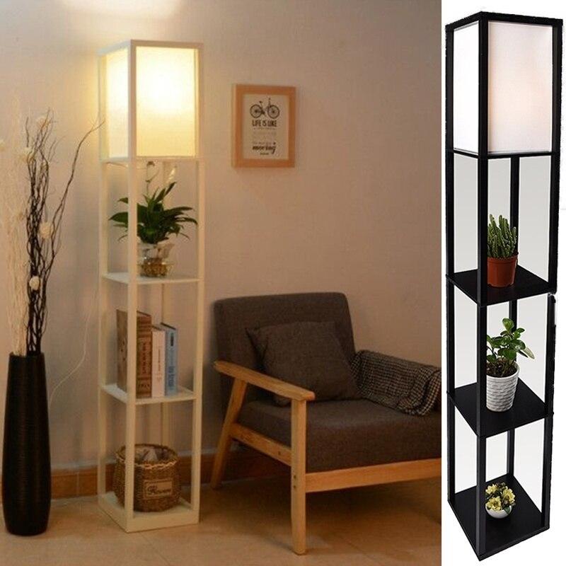 منظم مصباح أرضي ، رف تخزين ، دراسة ، غرفة نوم ، غرفة معيشة ، أثاث ، ديكور منزلي