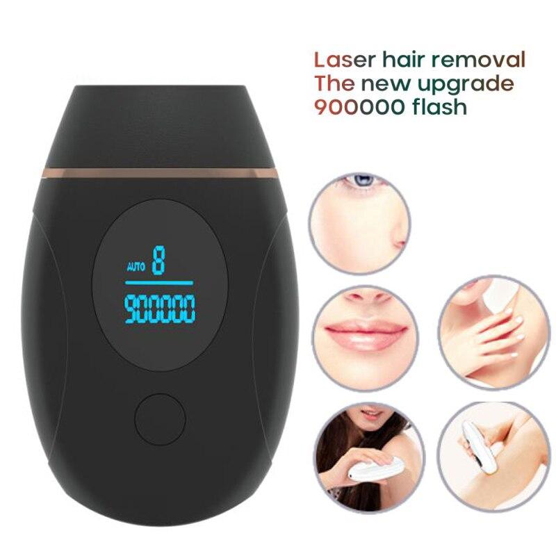 Painless Laser Epilator 900000 Flash Permanent IPL Hair Removal Depilador A Laser Epilator For Women Photoepilator Hair Removal