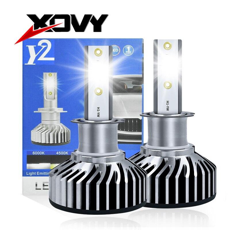 Автомобисветильник Противотуманные фары XOVY, 80 Вт, 9004 лм, H4, H7, H1 светодиодный 8, H9, H11, H27, 9005, 9006, 9007, 12 В, супер ярсветодиодный светодиодные проти...