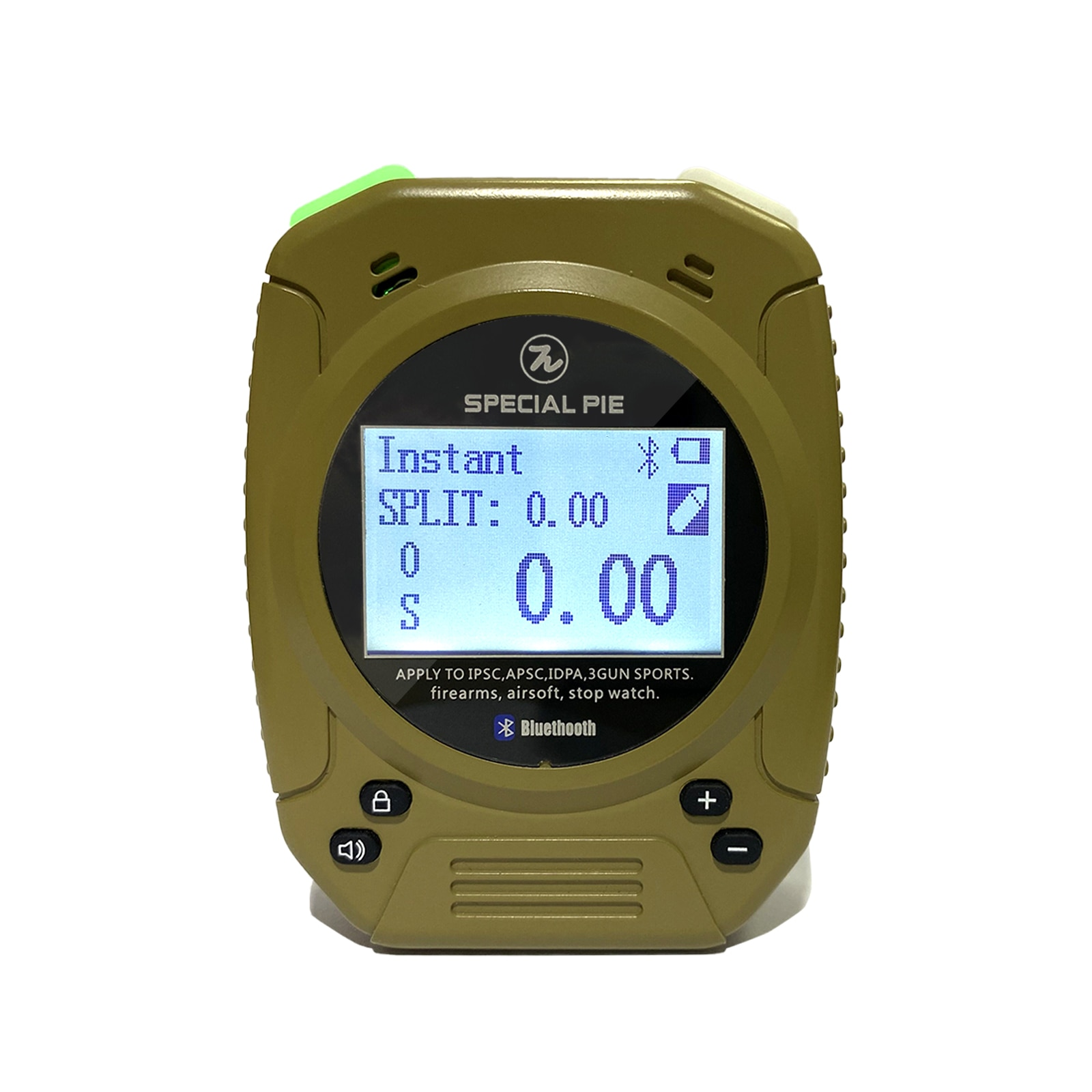 Bluetooth Live Fire Timer for IPSC IDPA Shooting Competition, Can Be Connected To PractiScore APP