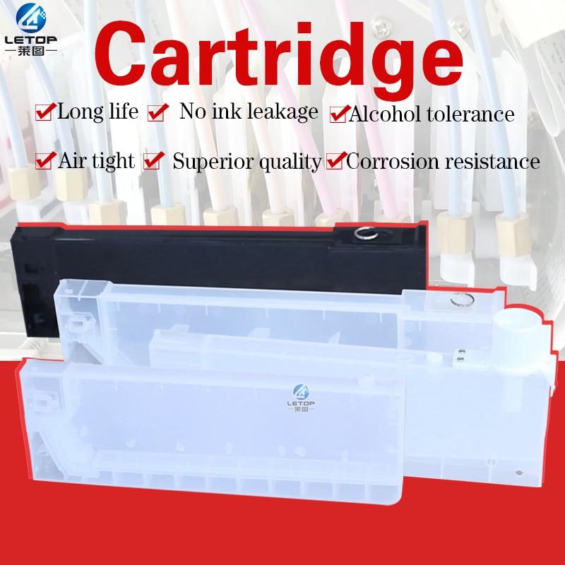 ¡Lo más vendido! eco solvente cartucho de tinta para impresoras con depósito de tinta uv de 220ml y 440ml