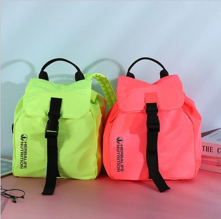 Herbalife nutrición-mochila de viaje sencilla párr mujer de bolso de senderismo deportivo...