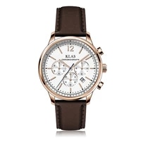 craft luxury business about mens leather fashion watch klas brand