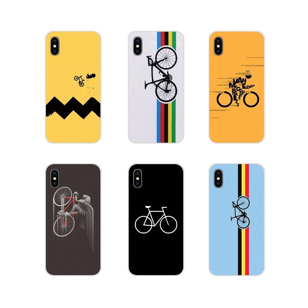 Para Motorola Moto X4 E4 E5 G5 G5S G6 Z Z2 Z3 G G2 G3 C Play Plus accesorios fundas para teléfono bicicleta deporte