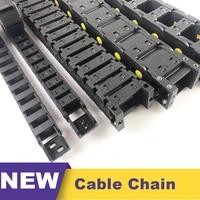 35x100 nylon mochine towline plastic cable chain 35 drag chain 35100 transmission chain