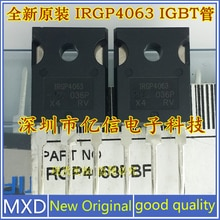New Original IRGP4063 IGBT Tube IRGP4063PBF 48A/600V TO247 Imported Genuine Good Quality