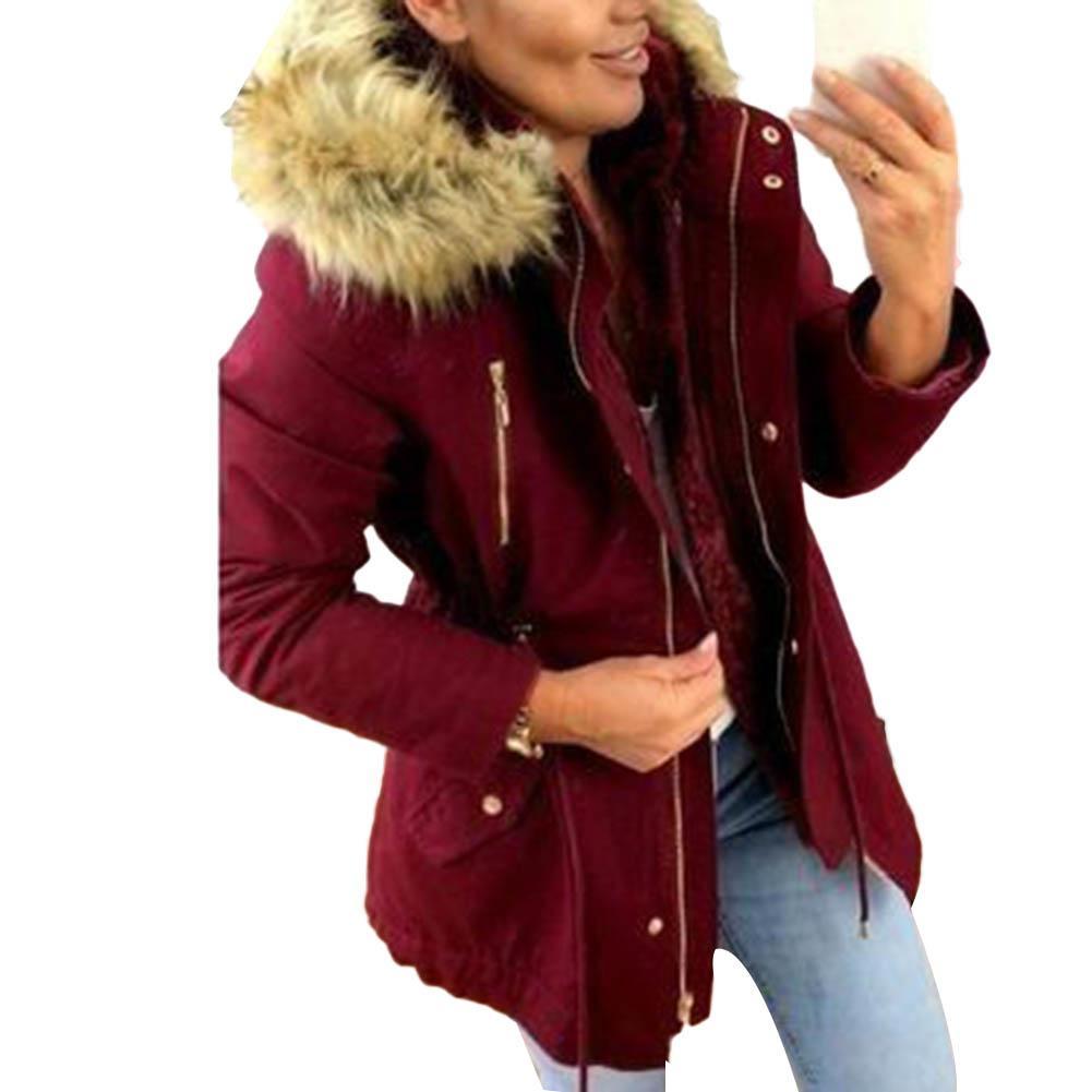 Inverno 2019 nova feminino casaco de inverno espessamento algodão jaqueta de inverno das mulheres outwear parkas para o inverno feminino