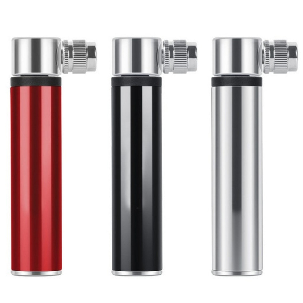 Bicycle Pump Mini Portable Light Aluminum Alloy Bike Pumps Air Pump Mountain Cycling Tire Inflator Bike for Motorcycle Pumps bicycle pump cycling hand pump tire inflator bike accessories aluminum alloy portable mini bicycle air pump bike accessories