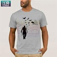 Viking balta Ragnar Lothbrok sürü Ravens Valhalla sembolü T-Shirt 2019 sıcak satış süper moda yaz rahat erkek Tee gömlek