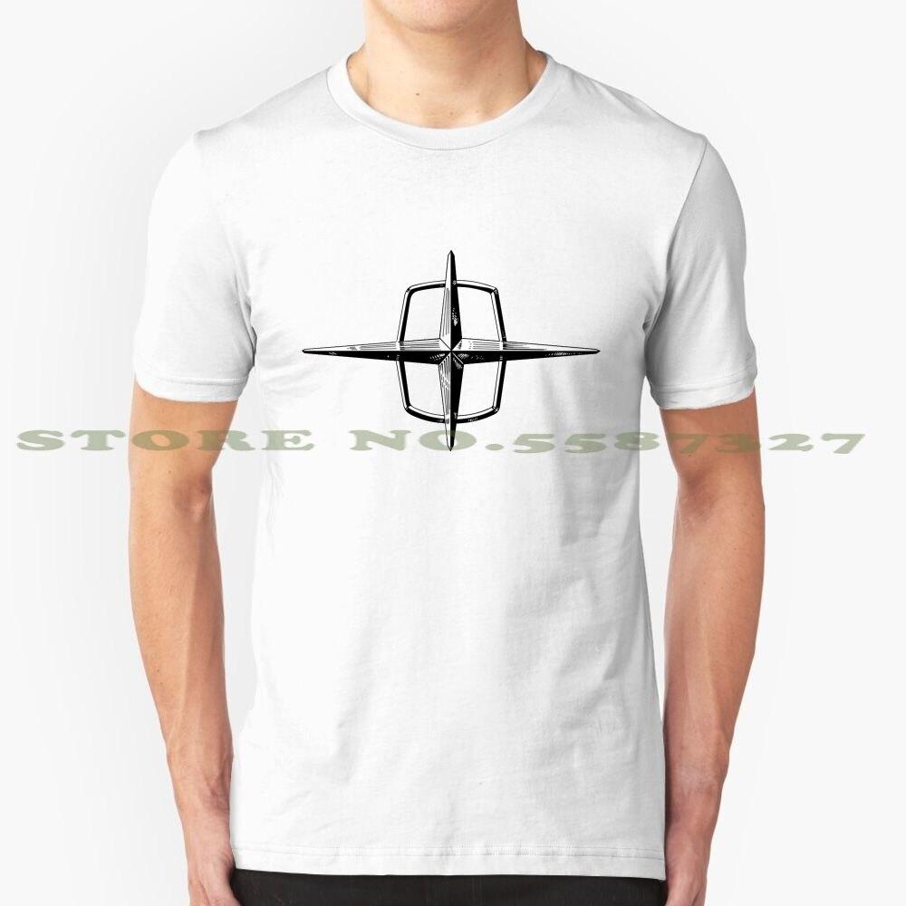Camiseta clásica Lincoln hood star emblem cool design para hombres y mujeres