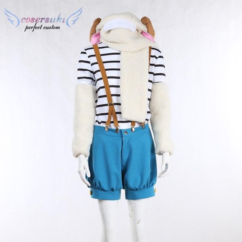 O idólm ster siim okamura nao cosplay traje capa cosplay, personalizado perfeito para você!