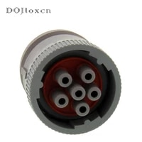 151020sets 6 pin hd16 6 96s deutsch male female wiring connector rohs environmental protection waterproof flame retardant