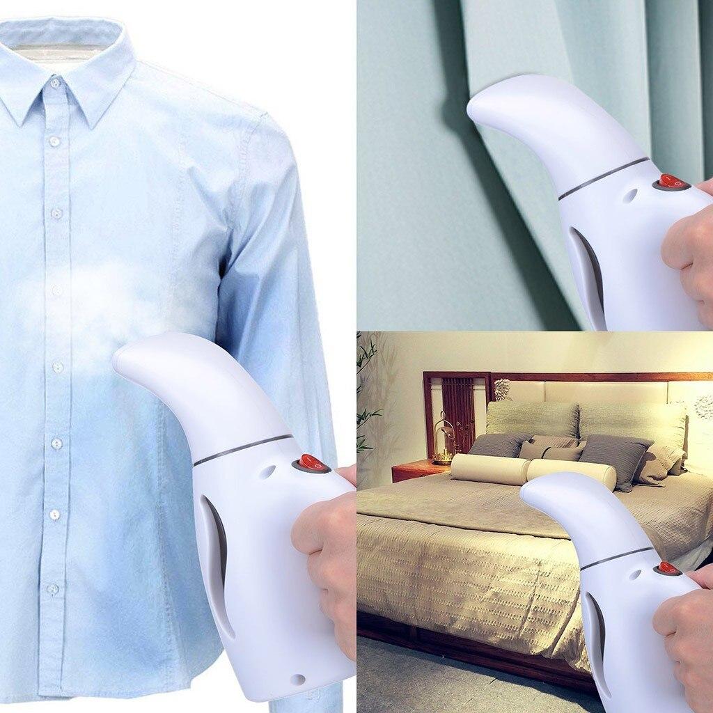 Ferro a vapor vestuário navio handheld tecido viagem vertical mini portátil de alta qualidade casa viajando para roupas engomar # y # gb40