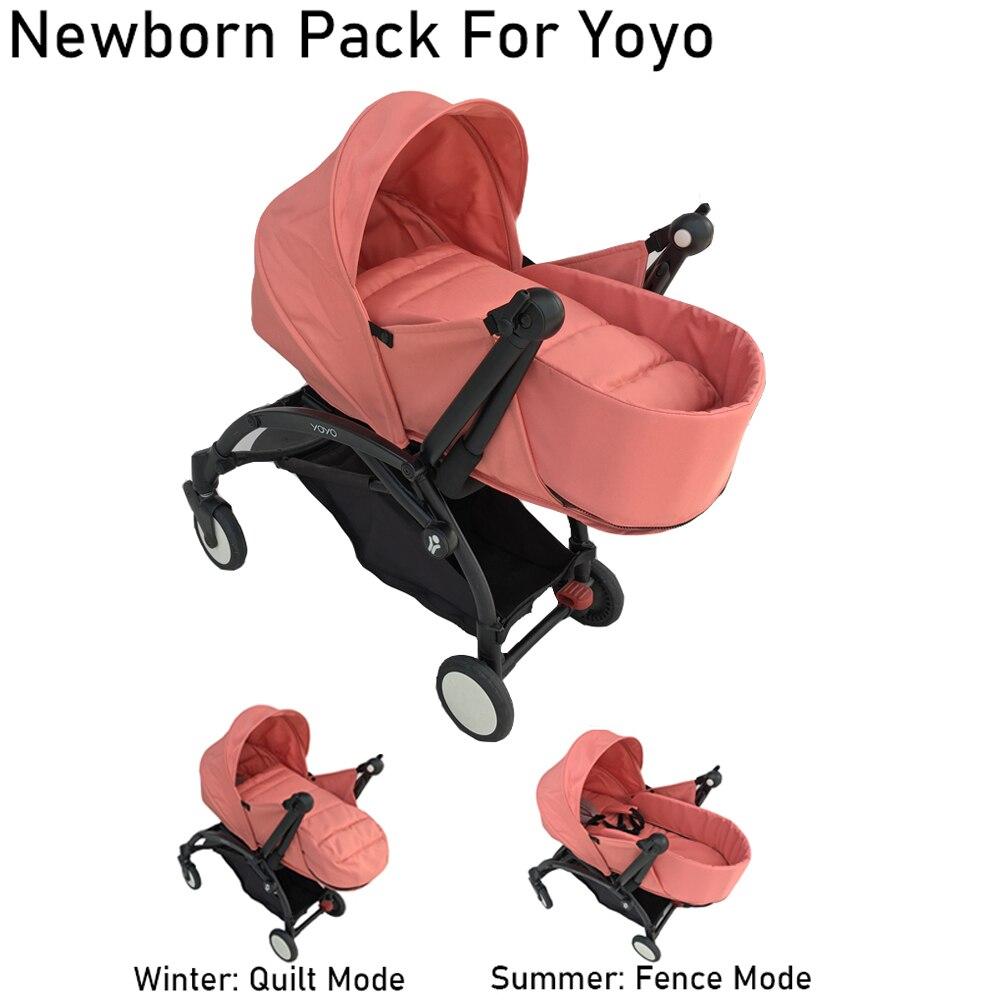 1: 1 Yoya عربة أطفال اكسسوارات الوليد عش الصيف كيس النوم ل Babyzen يويو 2 YOYO2