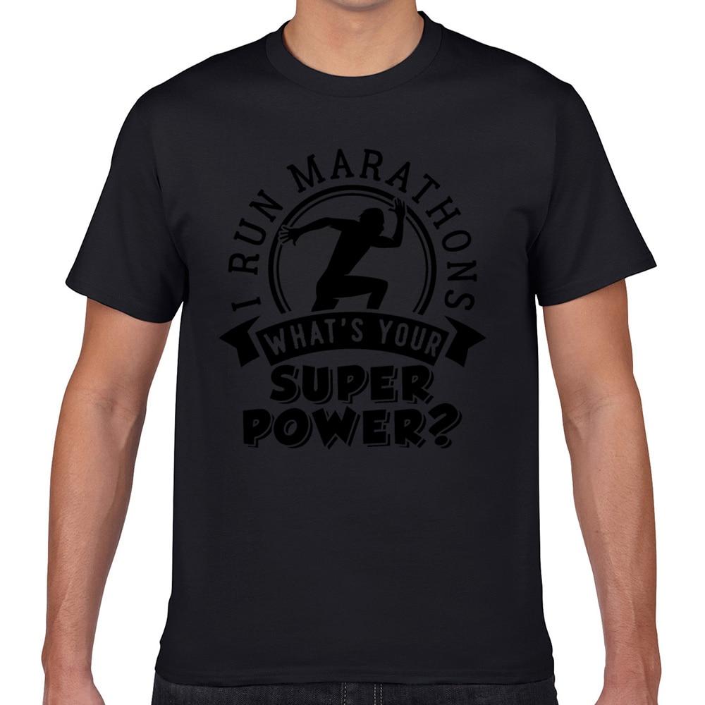 Tops Camiseta Hombre corriendo marathons corredor divertido citas divertido blanco Geek corto hombre Camiseta XXXL