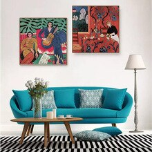 Póster francés con impresiones de Harry Matisse Nude, retrato de mujer famosa, lienzo artístico para pared, pinturas para sala de estar, decoración del hogar, envío gratis