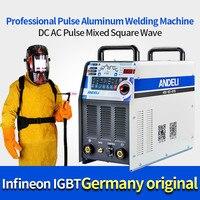 Andeli Tig-250pac Inverter Ac Dc Digitale Blokgolf Aluminium Met Tig spot welder Lasser welding equipment machine soldering deko