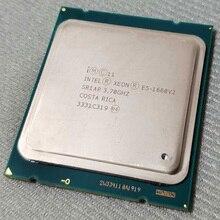 Intel Xeon E5-1660V2 E5 1660 V2 E5 1660V2 CPU E5-1660 V2 3.70GHz 6-Core 15 MO LGA2011 130W adapté X79 carte mère