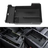 car accessory armrest storage box central console card phone holder for mazda 3 axela 2020