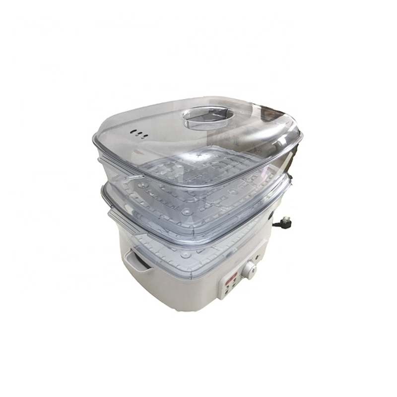 28L سعة كبيرة الكهربائية المنزلية قدر الغذاء البخاري طباخ