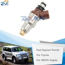 ZUK حاقن وقود فوهة لمحرك 3RZ 2.7L OE #23209-79095 ل 4 عداء هايلكس هايس داينا لاند كروزر 90 لاند كروزر برادو