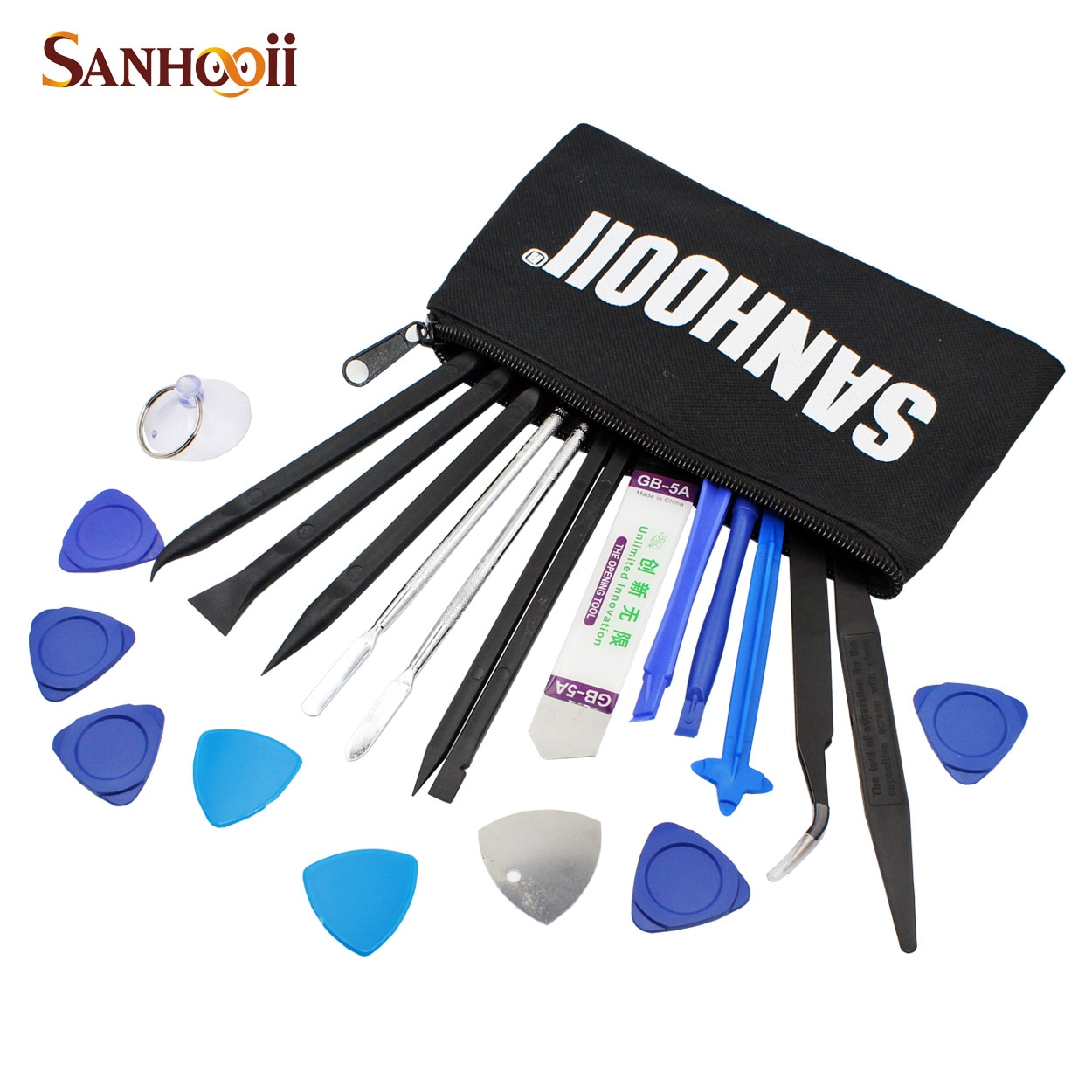 Набор инструментов для ремонта мобильных телефонов, металлический прибор для вскрытия экрана, прищепка для ТВ-приставки, игрушечный игрово...