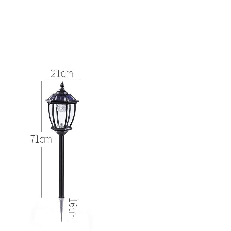 Tuinlamp Para Lampa Ogrodowa Lighting Luce De Luz Bahce Aydinlatma Lamp LED Decoracion Jardin Exterior Outdoor Garden Light enlarge