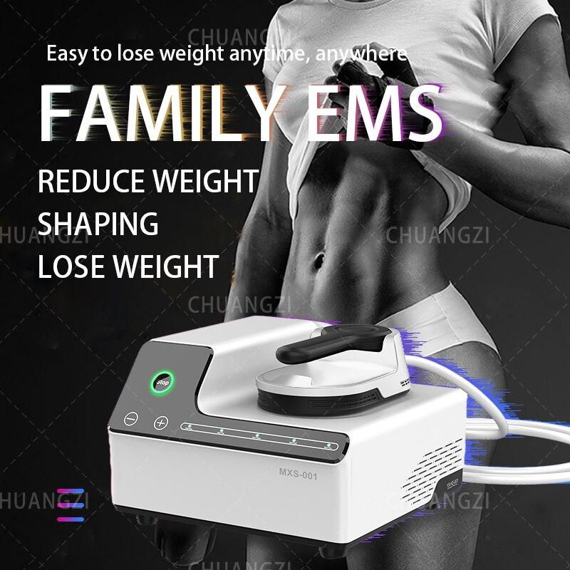 جديد وصول بروتابلي Emslim الدهون الموقد آلة Ems العضلات محفز نحت النحت الكهرومغناطيسي الجسم و ماكينة نحت الجسم