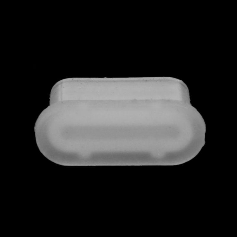 Пылезащитная заглушка USB Type-C для порта зарядки, 5 шт., силиконовый чехол для Samsung, Huawei, аксессуары для смартфонов X6HB-2