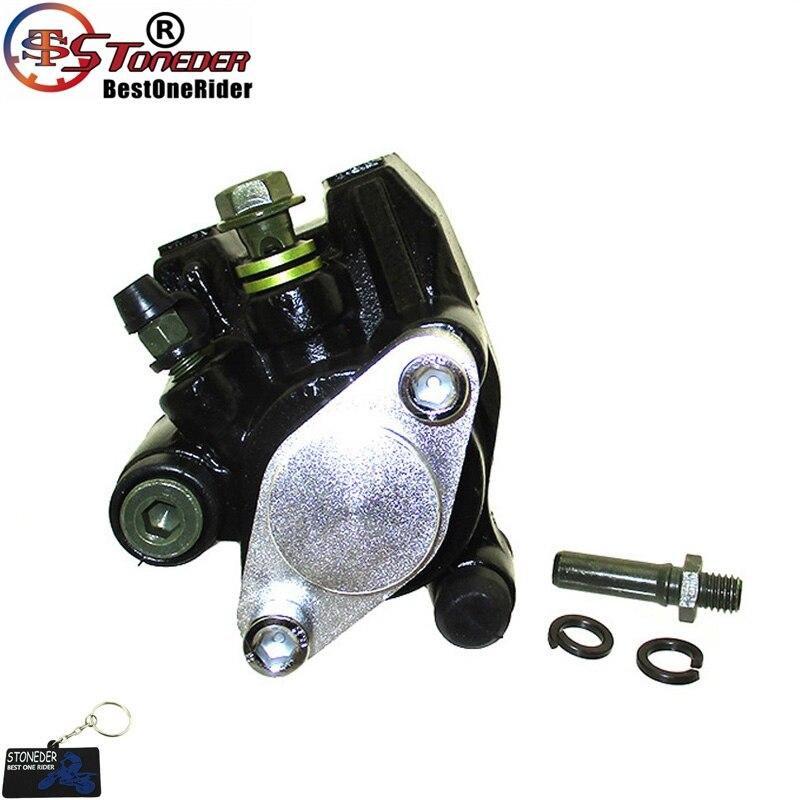 Stoneder pinça de freio traseiro para suzuki lt 500r quad racer 500 69100-01c00-999 arctic cat dvx 400 yamaha yfz 450 5tg-2580w-00-00