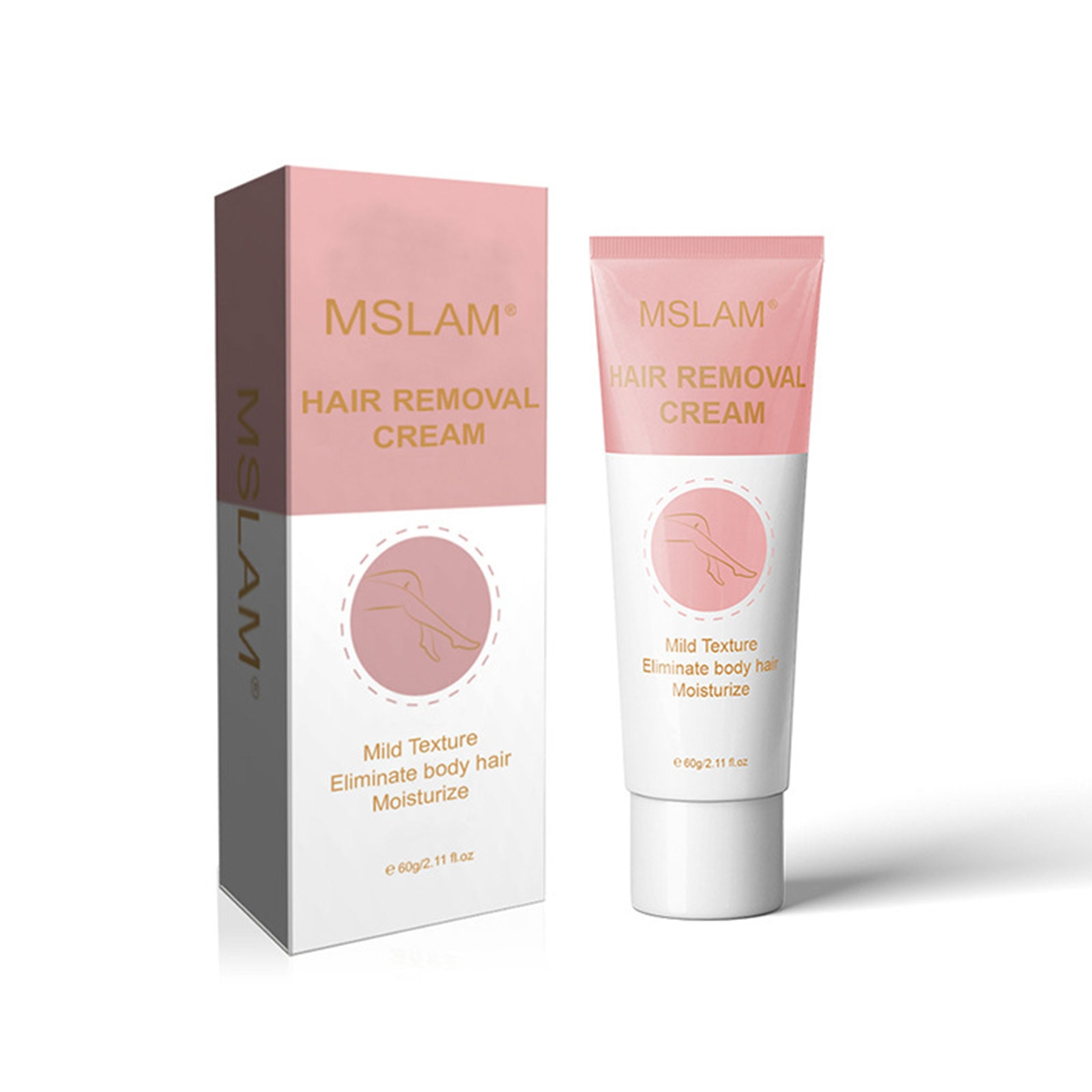 MSLAM Depilatory Cream Hair Removal Painless Cream For Removal Armpit Legs Hair Body Care Shaving And Hair Removal недорого