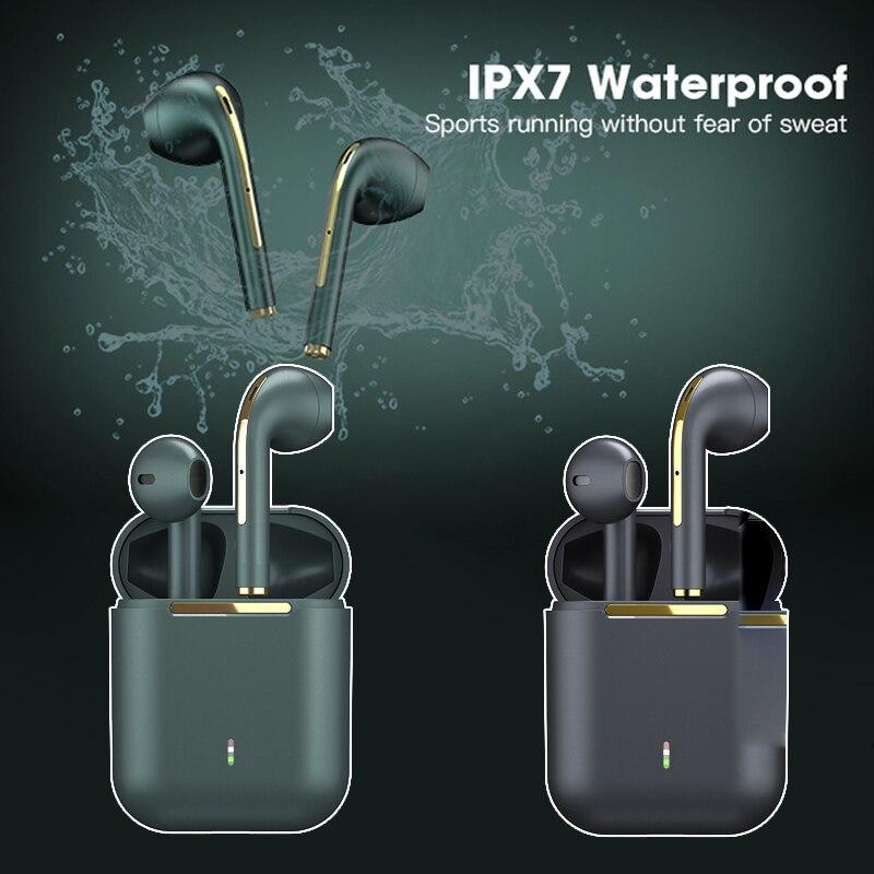 PK TWS True Earphones Wireless Bluetooth Headphone Mobile Phone Headphones Stereo Earbuds In Ear Han