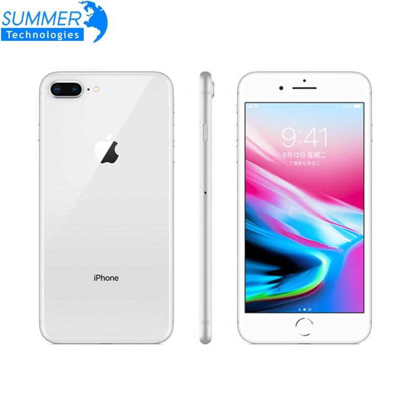 Original Unlocked Apple iPhone 8 ROM 256GB iOS Fingerprint Touch ID Used Phones LTE 4G 12.0MP Hexa Core Waterproof Smartphones