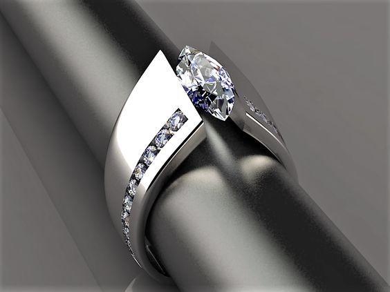 Anillo de flores de Color dorado rosa de cristal de estilo único anillo de piedra de circón pequeño de lujo para mujer anillos de compromiso para mujer