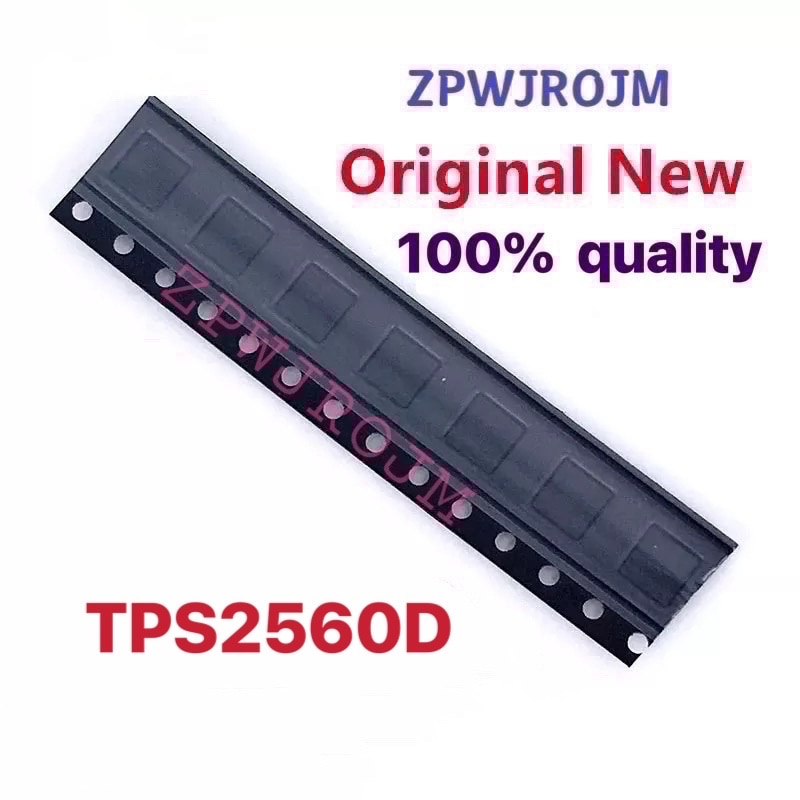 5pcs/lot TPS2560DRCT TPS2560D TPS2560 2560 QFN-10