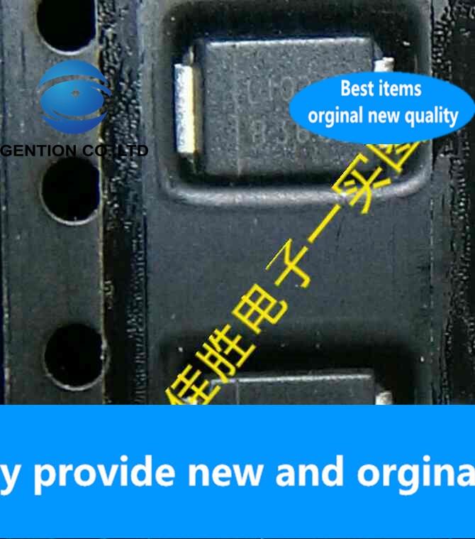 30PCS 100% Neue original B360B 3A60V Schottky DO214AA