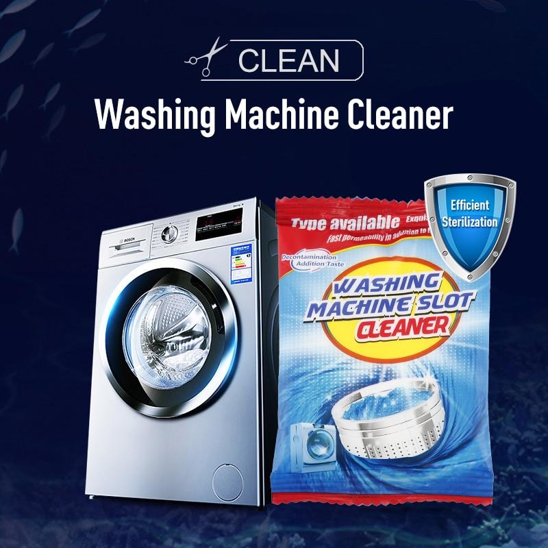 1/5/10 Uds limpiador de lavadora AGENTE DE Limpieza de tanques descontaminación eficaz removedor de químicos de limpieza profunda duradera