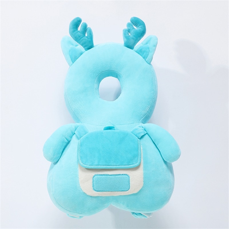 Children Anti-fall Pillow Baby Toddler Head Pillow Baby Head Protection Pad Anti-collision Head Cushion