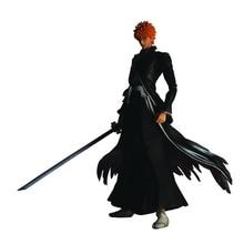 Figurine Action eau de javel jouet PA KAI Kurosaki Ichigo 26cm Figma modèle PVC Anime archétype film Inoue Orihime à collectionner