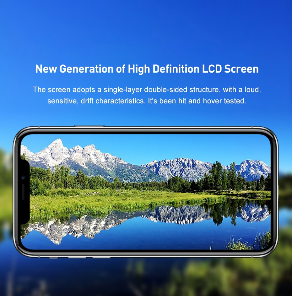 Display Screen For iPhone X LCD Screen OLED XR XS Max TFT 11Pro Max SE 2020 With 3D Touch Display Digitizer Assembly Replacement enlarge