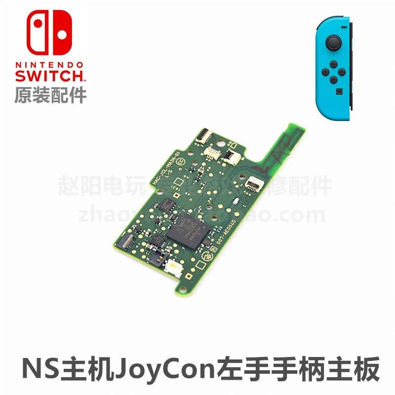 Reemplazo Original de la placa principal de la madre para la almohadilla del joystick izquierdo del interruptor ns joycon