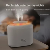 3 3l humidifier oil aromatherapy diffuser home portable usb air humidifier ultrasonic cool mist sprayer color night light
