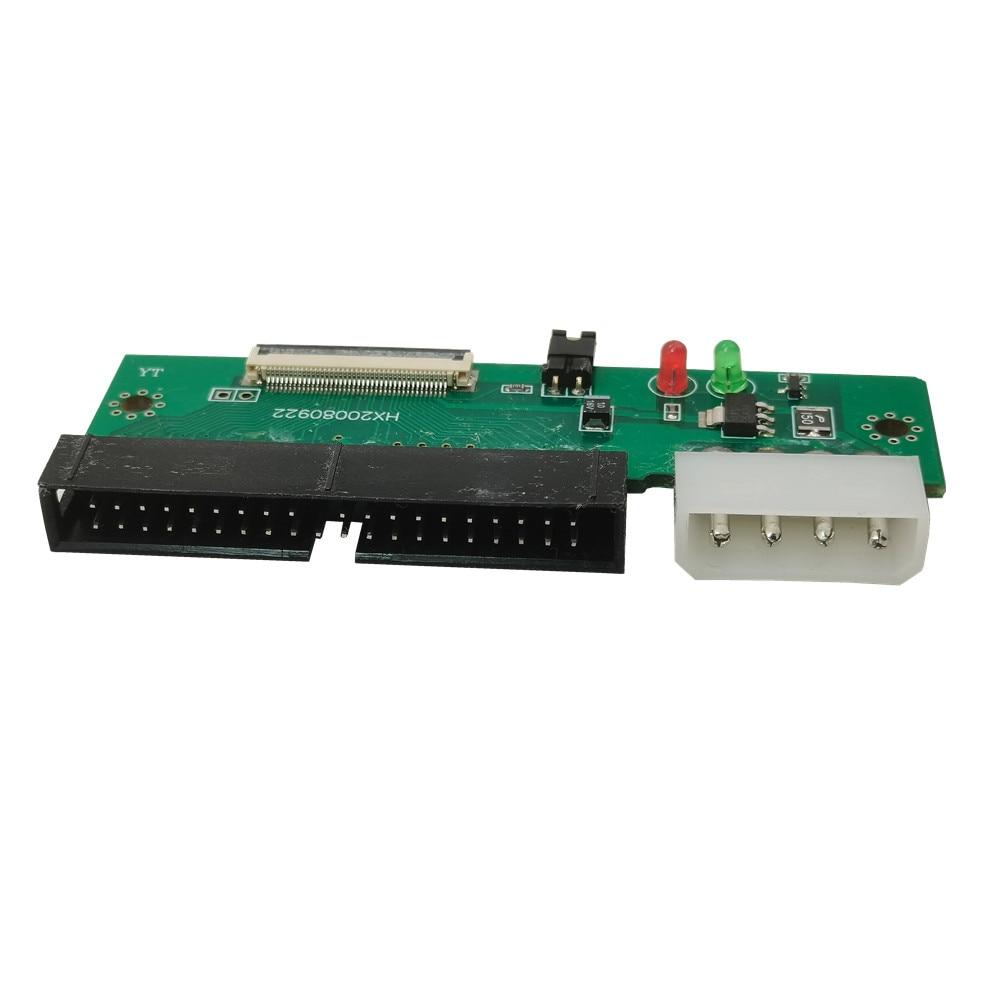 ZIF CE 1,8 Micro Drive de 50pin a 3,5
