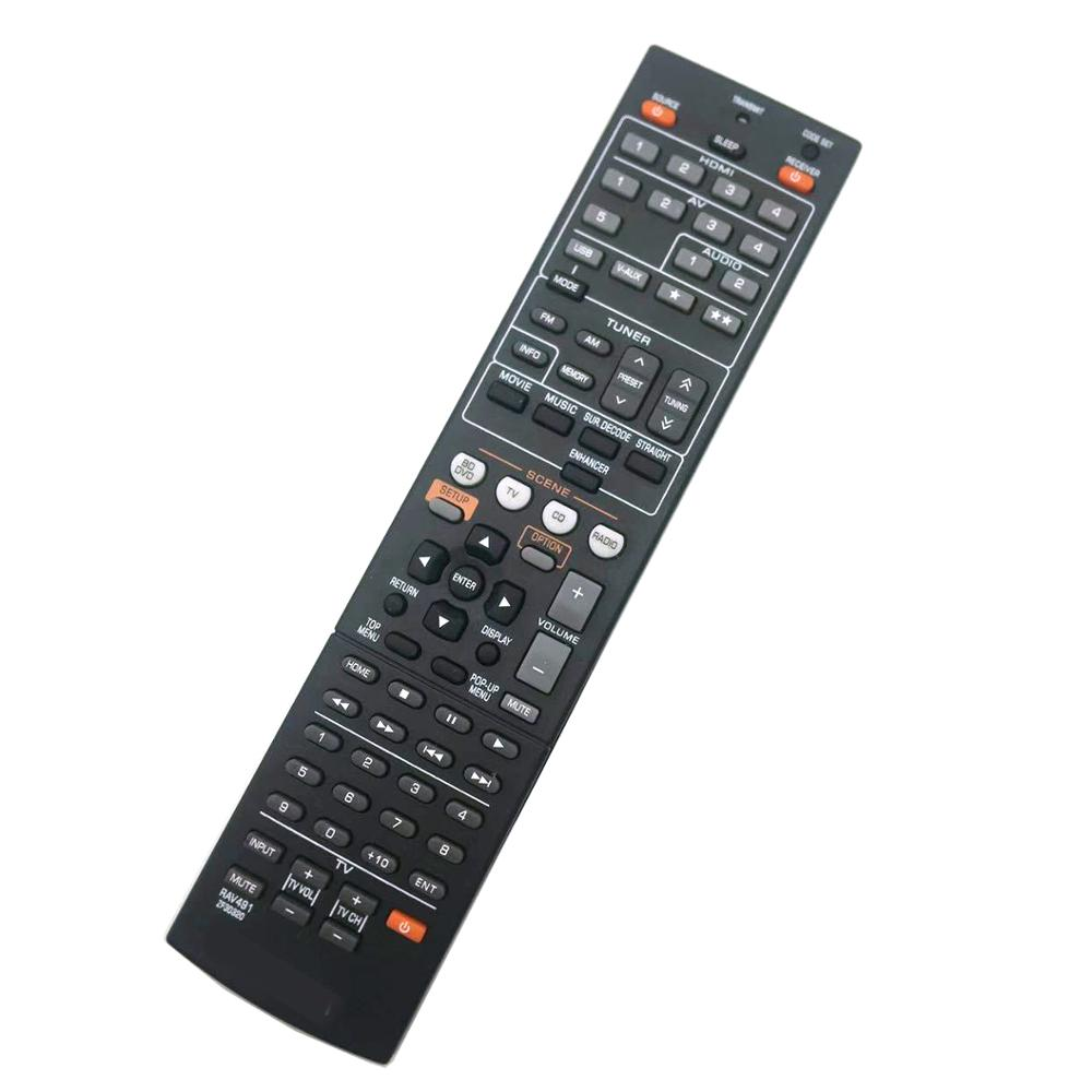 NEW Replacement Remote control For YAMAHA RAV491 ZF30320 Replace The RAV494 HTR-4066 RX-V475 AV Rece