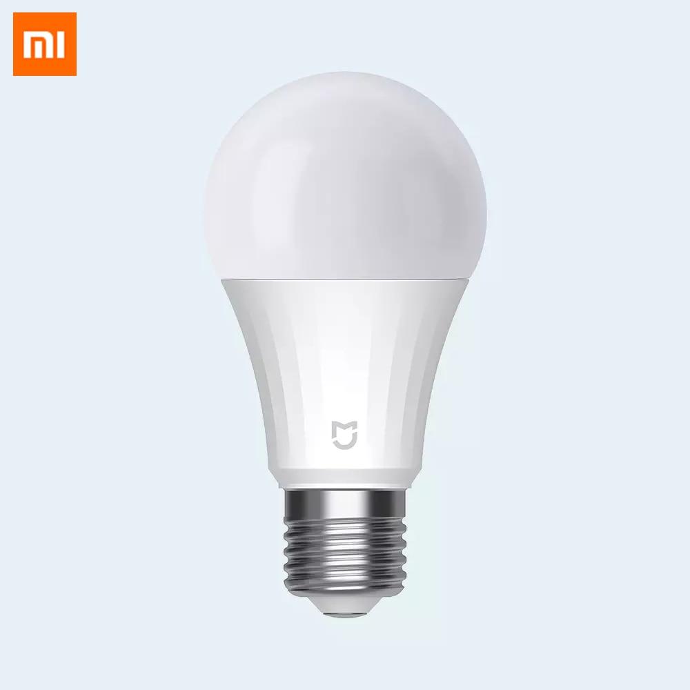 Xiaomi Mijia bombilla Led inteligente 5W E27 versión de malla Bluetooth temperatura de Color ajustable 2700K-6500K controlado por Mijia App