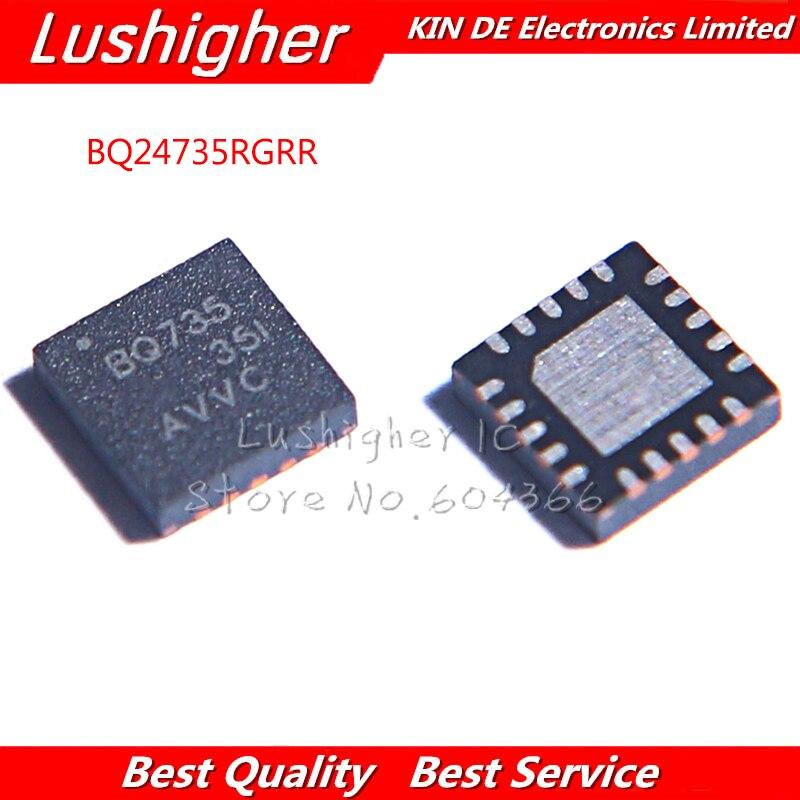 10PCS BQ24735RGRR BQ24735 BQ735 24735RGRR QFN-20 SMD