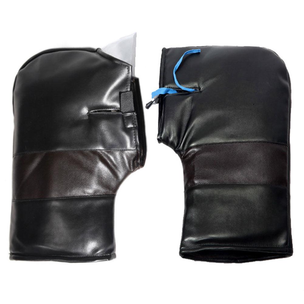 1 par de Guantes Térmicos para manillar de motocicleta guantes para calentador de manos F-Best