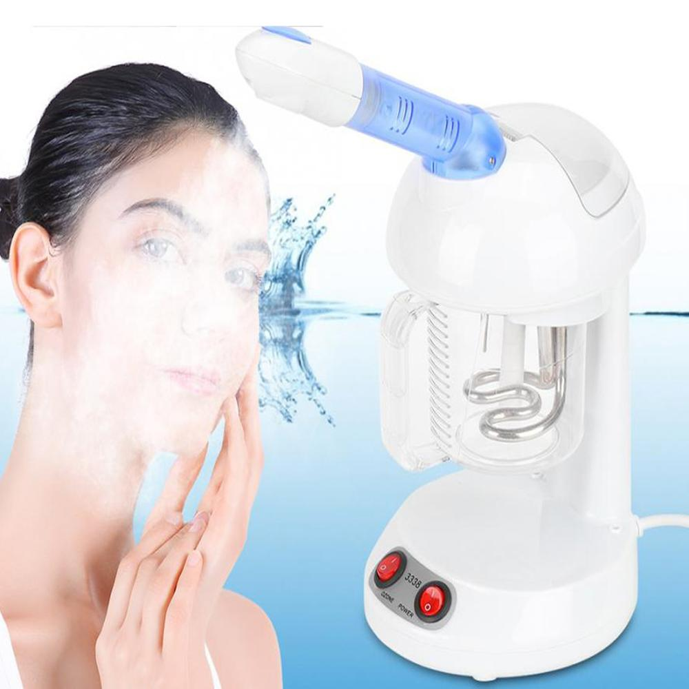 370ml Face Steamer Household Moisturizing Facial Hot Spray Refreshing Skin Care Steamer Spray Machine Facial Mist Maker