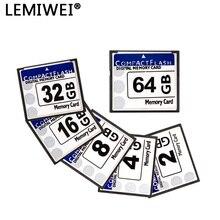 Lemiwei Real Capaciteit Transcend Geheugenkaart 64 Gb 32 Gb 16 Gb 8 Gb 4 Gb 2 Gb Professionele Cf card 133x Compact Flash Voor Camera Hd