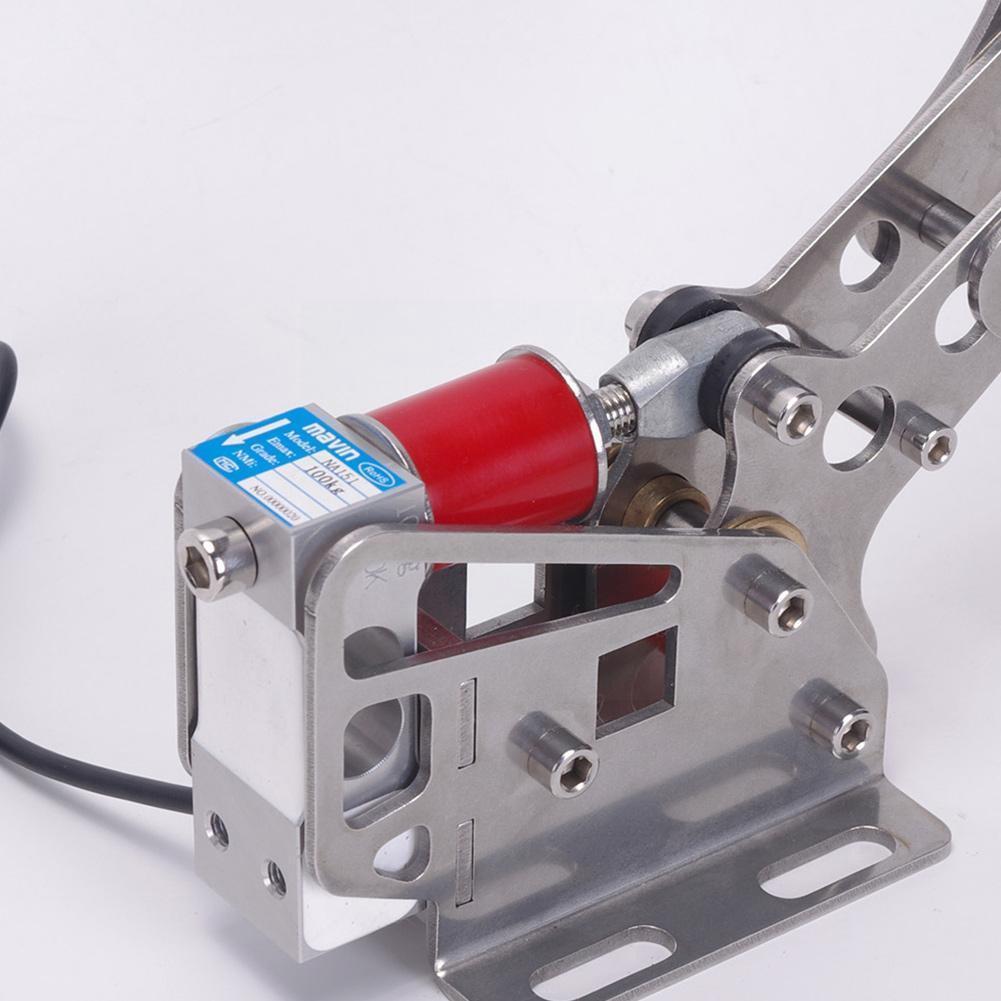 Racing Game Steering Wheel Hand Brake Drift Game Steering Sensor For He Weighing Tuma Suitable Wheel J8g0 enlarge